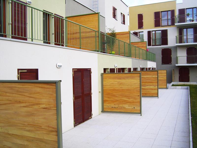 balcon et am nagement ext rieur carlo m tallerie saint malo. Black Bedroom Furniture Sets. Home Design Ideas